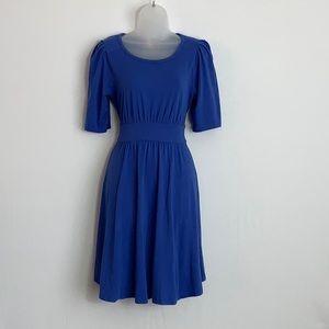 Maeve Anthro Blue Dress SP